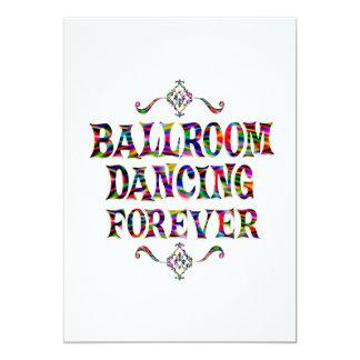 Ballroom Dancing Forever Announcement