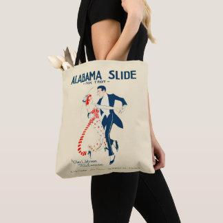 Ballroom Dancing Fox Trot Alabama Slide Tote Bag