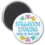 Ballroom Dancing Smiles