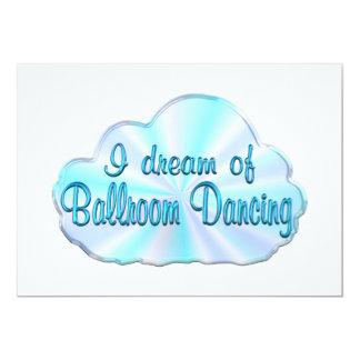 Ballroom Dreamer Custom Announcement