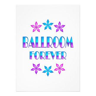 Ballroom Forever Invitations