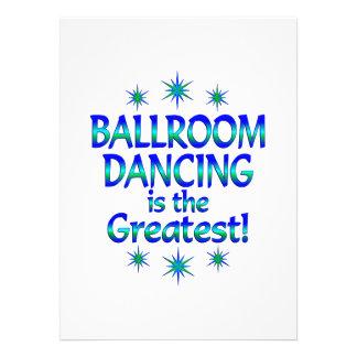 Ballroom is the Greatest Invitation