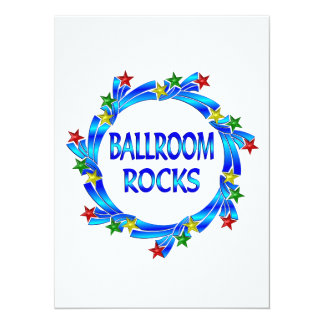 Ballroom Rocks Announcement