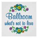 Ballroom to Love Posters