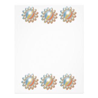BALLs Baloons :  Rainbow SunFlower Wheel Fan 21.5 Cm X 28 Cm Flyer