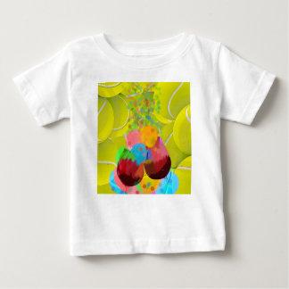 Balls glasses balloons. baby T-Shirt