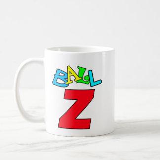 Ballsy = Ball-Z Coffee Mugs