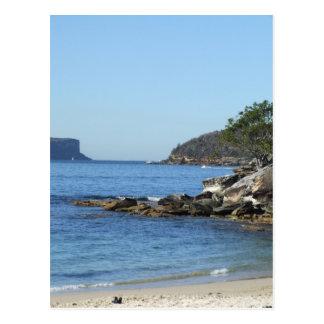 Balmoral Beach Postcard