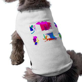 Balmy Sleeveless Dog Shirt