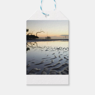 Balmy Florida Evening Gift Tags