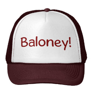 Baloney! Judge Hat