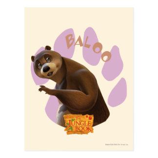 Baloo 1 postcard