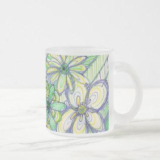 baloo flowa on frosty mug