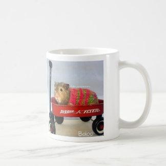 Baloo in his Red Wagon Coffee Mug