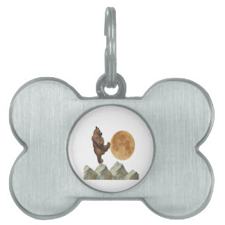 Baloos Playground Pet ID Tag