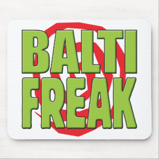 Balti Freak G Mouse Mats