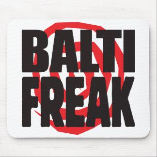 Balti Freak Mouse Pad