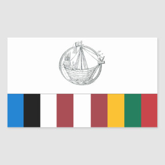 Baltic League Sticker