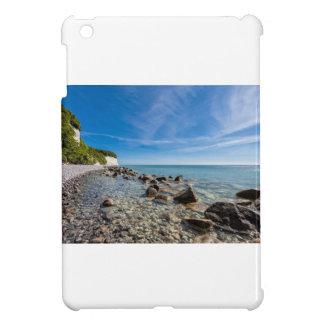 Baltic Sea coast on the island Ruegen Cover For The iPad Mini