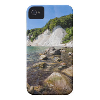 Baltic Sea coast on the island Ruegen iPhone 4 Case-Mate Cases