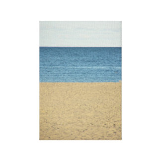 Baltic sea view canvas print
