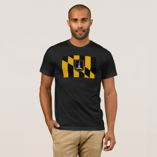 Baltimore City Official Flag Tee
