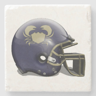 Baltimore Crabs stone coaster