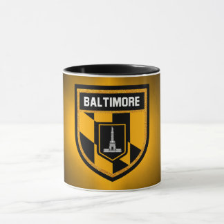 Baltimore Flag Mug