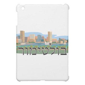Baltimore in Hebrew iPad Mini Cover