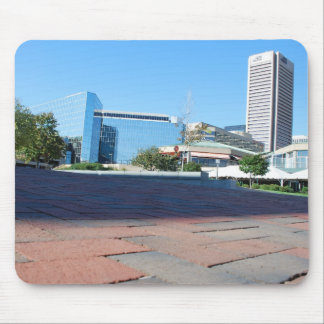 Baltimore Maryland City Mousepad