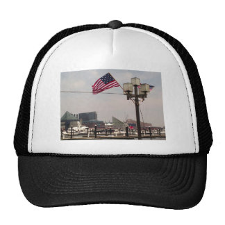 Baltimore Maryland Innerharbor Souveneirs Cap