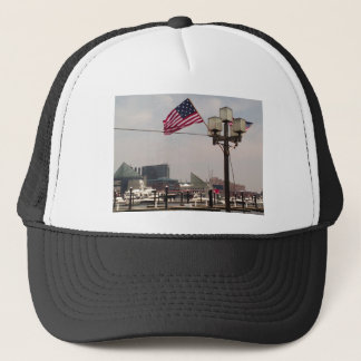 Baltimore Maryland Innerharbor Souveneirs Trucker Hat