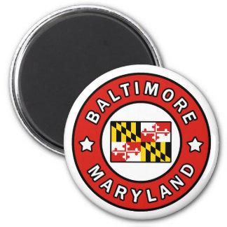 Baltimore Maryland Magnet