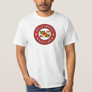Baltimore Maryland T-Shirt