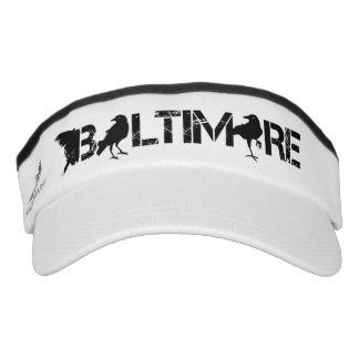 Baltimore Maryland with Blackbirds Visor
