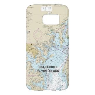 Baltimore MD Latitude Longitude Boater's Nautical