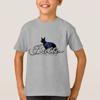 Balto is a German Shepherd Service Dog in Training T-Shirt