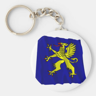 Balzers Armorial Banner Key Chains
