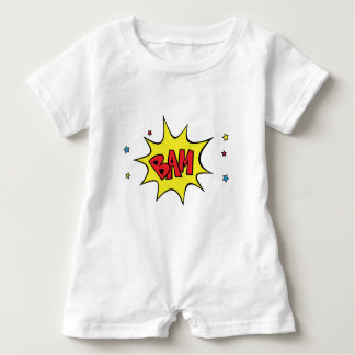 bam baby bodysuit