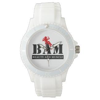 BAM Beauty & Muscle Bodybuilding Watch