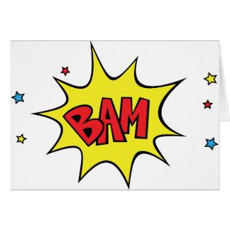 bam card
