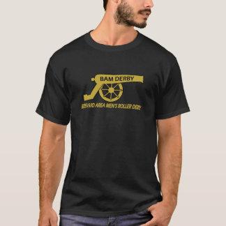 BAM Derby Black Scrimmage T T-Shirt