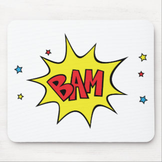 bam mouse pad