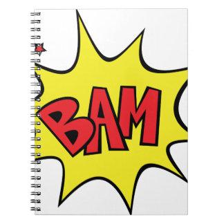 bam notebook