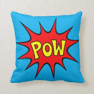 Bam! Pow! Cushion