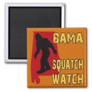 Bama Squatch Watch Magnet