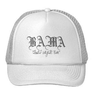 "BAMA, ""THAT WYTE BOI"" CAP"