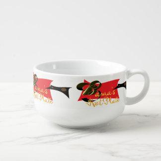 Bama's Hot Plate Soup Mug