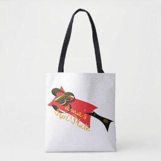 Bama's Hot Plate Tote Bag
