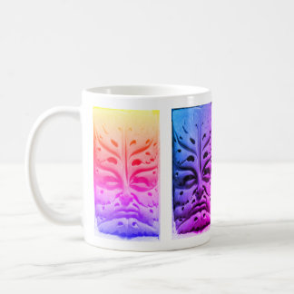 Bamberg Cathedral Green Man - Rainbow Coffee Mug